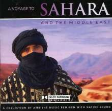 Yeskim: A Voyage To The Sahara And The Middle East, CD