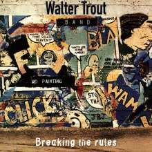 Walter Trout: Breaking The Rules, CD