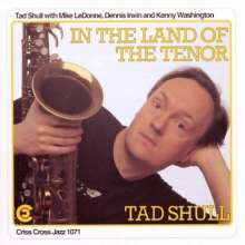 Shull Tad/Quartet: In The Land Of The Teno, CD