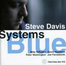 Steve Davis (Trombone) (geb. 1967): Systems Blue, CD