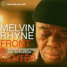 Melvin Rhyne (1936-2013): Front & Center, CD