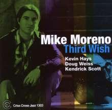 Mike Moreno: Third Wish, CD