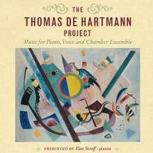 Thomas de Hartmann (1885-1956): The Thomas de Hartmann Project, 7 CDs