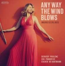 Ingrid Geerlings - Any Way The Wind Blows, CD