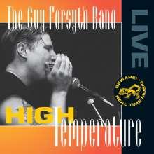 Guy Forsyth: High Temperature - Live, CD