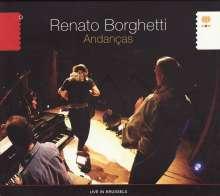 Renato Borghetti (geb. 1963): Andancas, CD