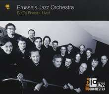 Brussels Jazz Orchestra: Bjo's Finest - Live !, Blu-ray Disc
