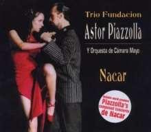 Trio Fundacion Astor Pi: Nacar, CD