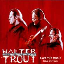Walter Trout: Face The Music - Live On Tour, CD