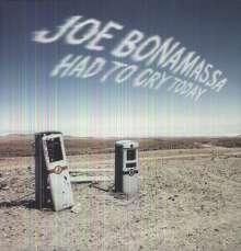 Joe Bonamassa: Had To Cry Today, LP