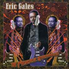 Eric Gales (Bluesrock): The Psychedelic Underground, CD