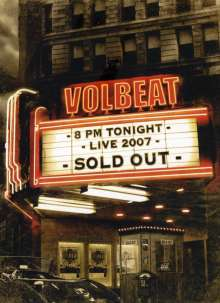 Volbeat: Live - Sold Out 2007, 2 DVDs