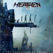 Heathen: The Evolution Of Chaos, CD