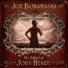 Joe Bonamassa: The Ballad Of John Henry, CD