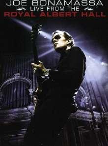 Joe Bonamassa: Live From The Royal Albert Hall 2009, 2 DVDs