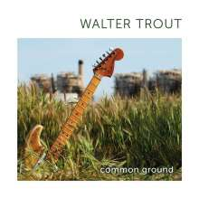 Walter Trout: Common Ground, CD