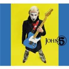 John 5: The Art Of Malice, CD