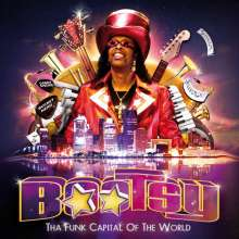 "William ""Bootsy"" Collins: Tha Funk Capital Of The World, CD"