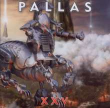 Pallas: XXV, CD