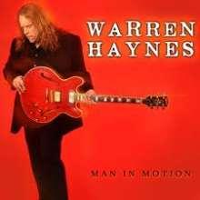 Warren Haynes: Man In Motion, LP