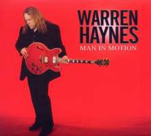 Warren Haynes: Man In Motion, CD