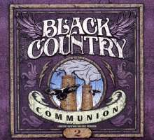 Black Country Communion: Black Country Communion 2 (Limited-Deluxe-Edition), CD