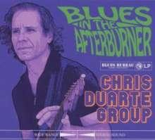 Chris Duarte (geb. 1963): Blues In The Afterburner, CD