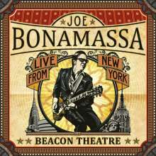 Joe Bonamassa: Beacon Theatre: Live From New York 2011, 2 CDs