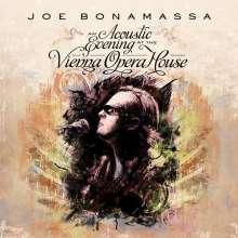 Joe Bonamassa: An Acoustic Evening At The Vienna Opera House (180g), 2 LPs