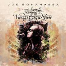 Joe Bonamassa: An Acoustic Evening At The Vienna Opera House, 2 CDs