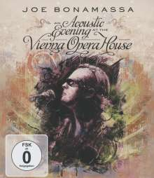 Joe Bonamassa: An Acoustic Evening At The Vienna Opera, Blu-ray Disc