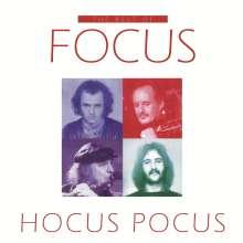 Focus: Hocus Pocus - The Best Of Focus (180g), 2 LPs