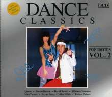Dance Classics Pop Edition Vol. 2, 3 CDs