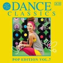 Dance Classics Pop Edition Vol. 7, 2 CDs