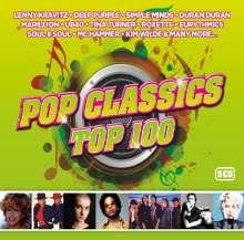 Pop Classics Top 100, 5 CDs