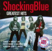 The Shocking Blue: Greatest Hits, CD