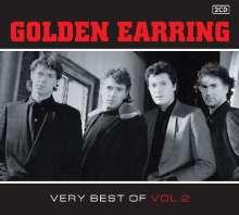 Golden Earring (The Golden Earrings): Very Best Of Vol.2, 2 CDs