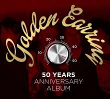 Golden Earring (The Golden Earrings): 50 Years Anniversary Album, 5 CDs