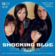 The Shocking Blue: Blue Box, 13 CDs