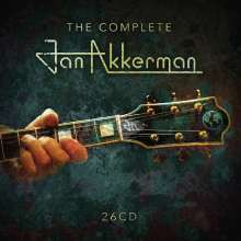 Jan Akkerman: The Complete Jan Akkerman, 26 CDs