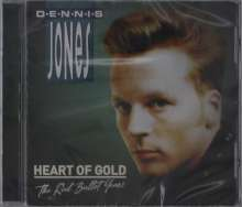 Dennis Jones: Heart Of Gold: The Red Bullet Years, CD