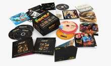 Focus: 50 Years Anthology 1970 - 1976 (Boxset), 9 CDs und 2 DVDs