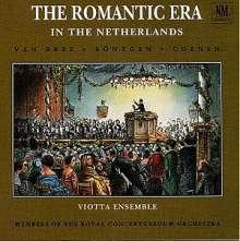 Julius Röntgen (1855-1932): Serenade f.7 Bläser op.14, CD
