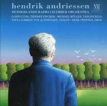 Hendrik Andriessen (1892-1981): Violinkonzert, CD
