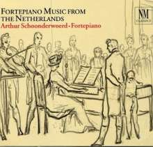 Fortepiano Music from the Netherlands, CD