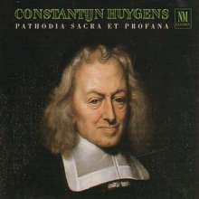 Constantin Huygens (1596-1687): Pathodia sacra et profana, 2 CDs