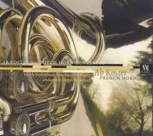 Ab Koster spielt holländische Hornkonzerte, CD