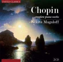 Frederic Chopin (1810-1849): Nocturnes Nr.1-21, 2 CDs