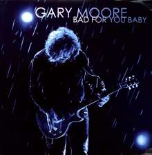 Gary Moore: Bad For You Baby (180g), 2 LPs
