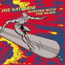 Joe Satriani: Surfing With The Alien (180g), LP